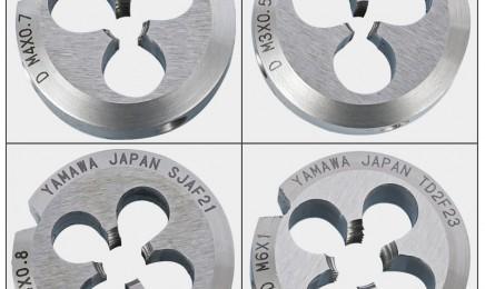 D(HSS) 高速钢圆板牙