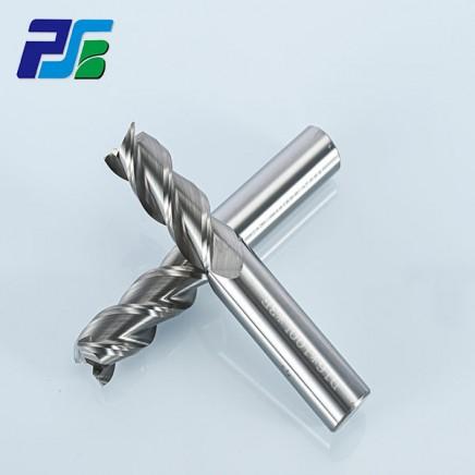 3刃钨钢铝用铣刀